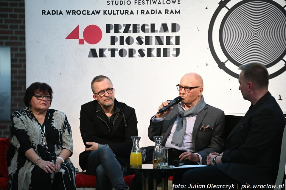 Studio Festiwalowe nadaje | 40. PPA