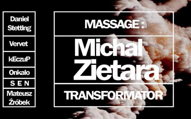 Massage: Michal Zietara