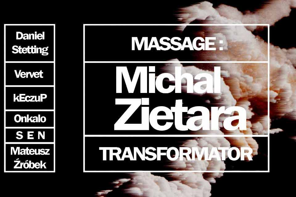 Massage: Michal Zietara
