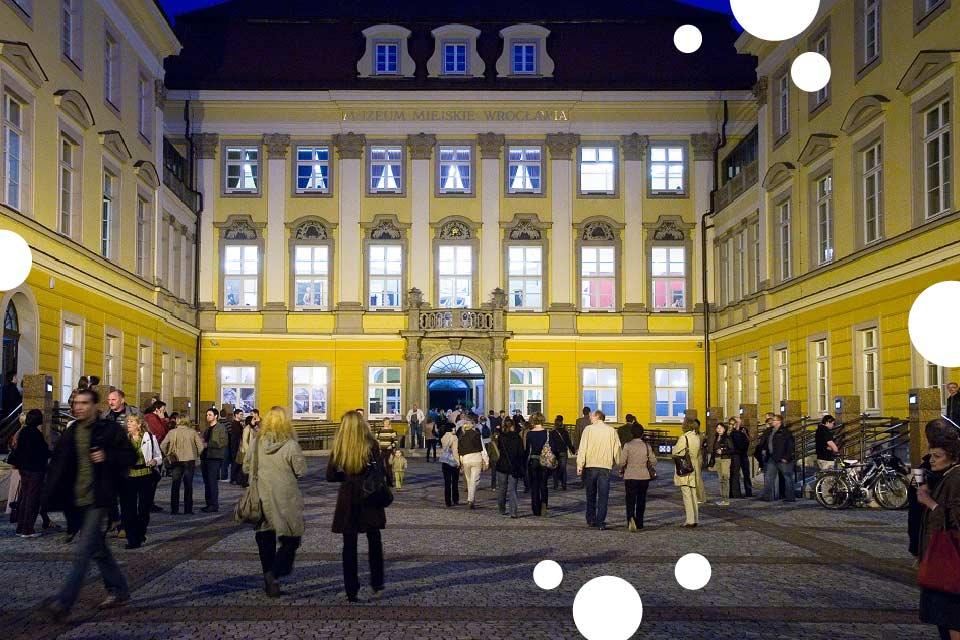 Noc Muzeów w Pałacu Królewskim we Wrocławiu