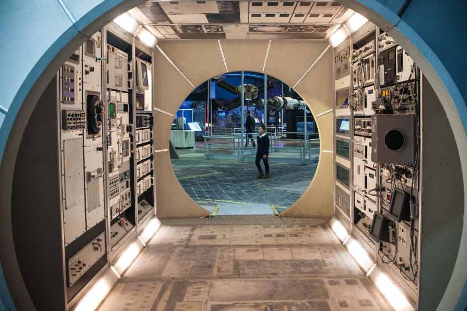 Space Adventure | wystawa