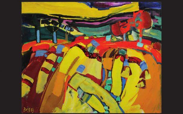 Valdis Bušs - Krajobrazy | wystawa