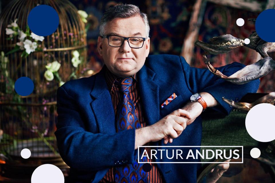Artur Andrus i jego goście | koncert - nowa data