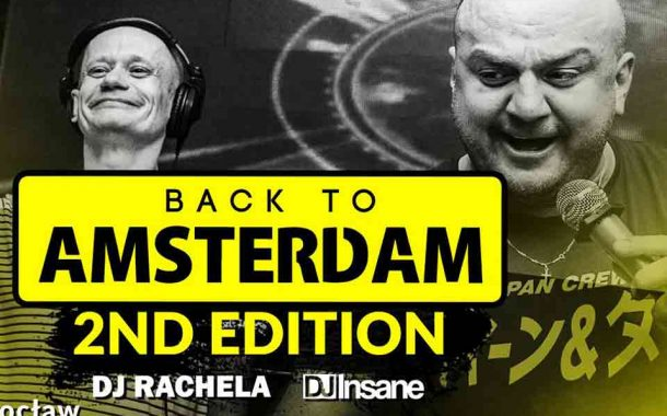 Back To Amsterdam
