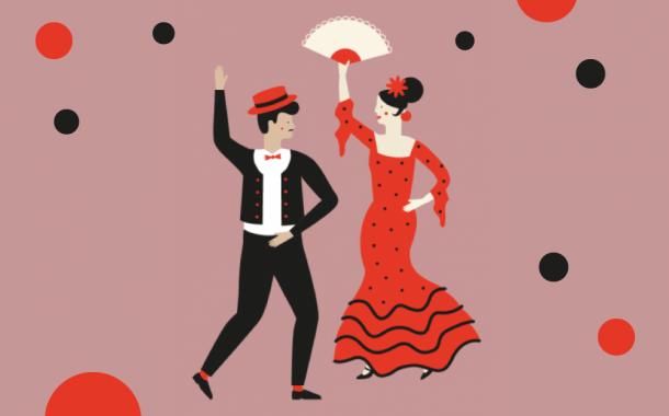 Balety w Imparcie - Flamenco (Wrocław 2019)
