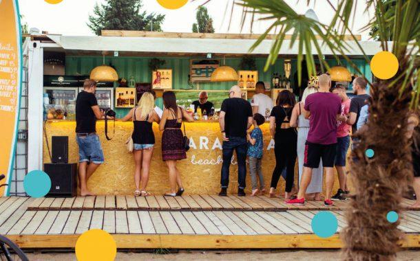 Stara Odra Beach Bar