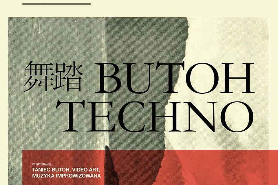 Butoh Techno | spektakl audiowizualny