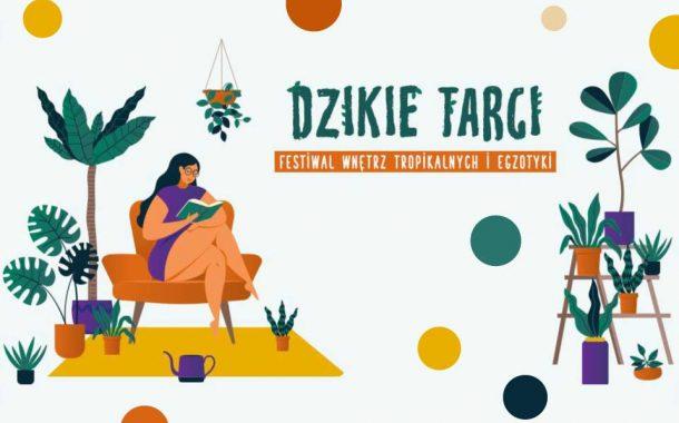 Dzikie Targi - festiwal wnętrz tropikalnych i egzotyki