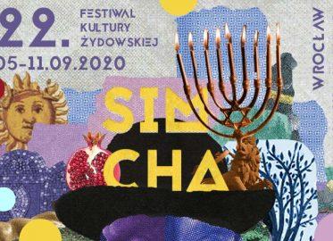 22. Festiwal Kultury Żydowskiej SIMCHA we Wrocławiu - Bilety