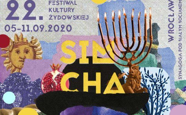 Bilety na 22. Festiwal Kultury Żydowskiej SIMCHA we Wrocławiu