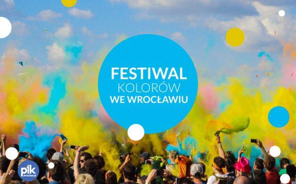 Festiwal Kolorów 2019 we Wrocławiu