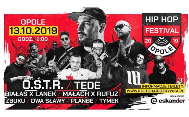 Hip-Hop Festival Opole 2019