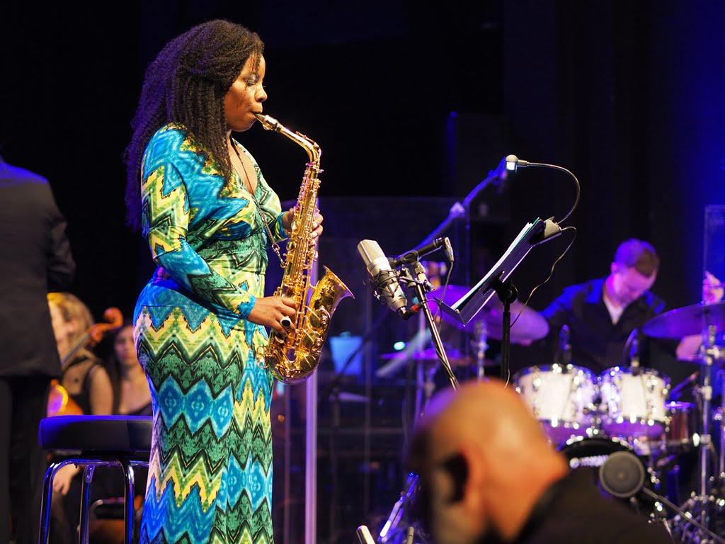 Jazz nad Odrą, gorąca poniedziałkowa noc