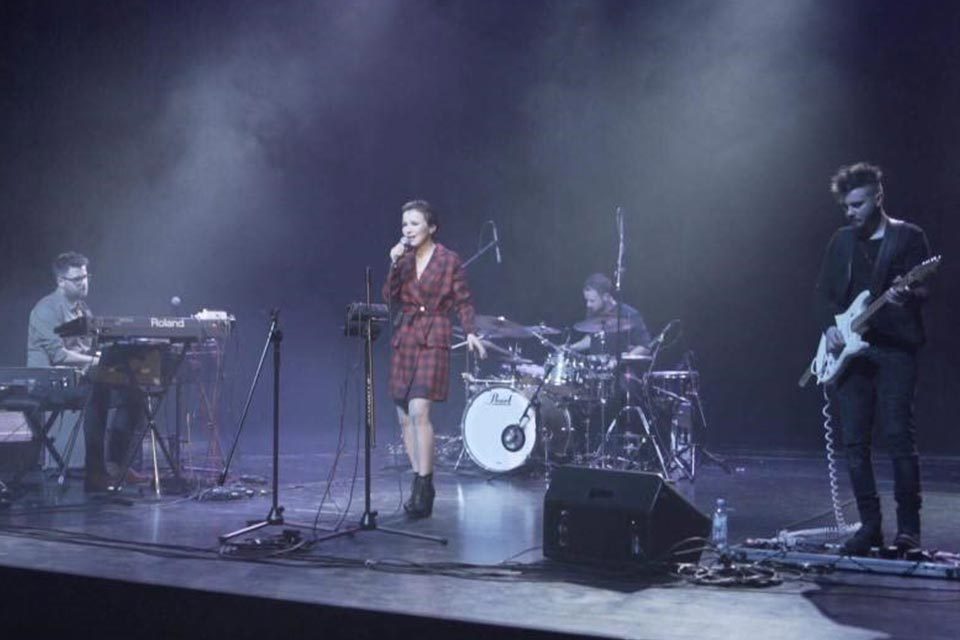 Kami & Scodrix   koncert