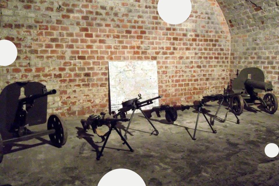Noc Muzeów 2021 - Muzeum Militarne Fort Wrocław Nr 9