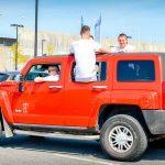 Samochodowy rajd uliczny wroclaw 2018