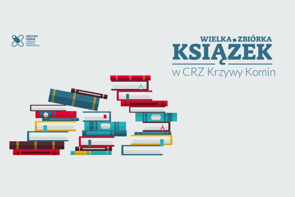 Wielka zbiórka książek - Wrocław 2020