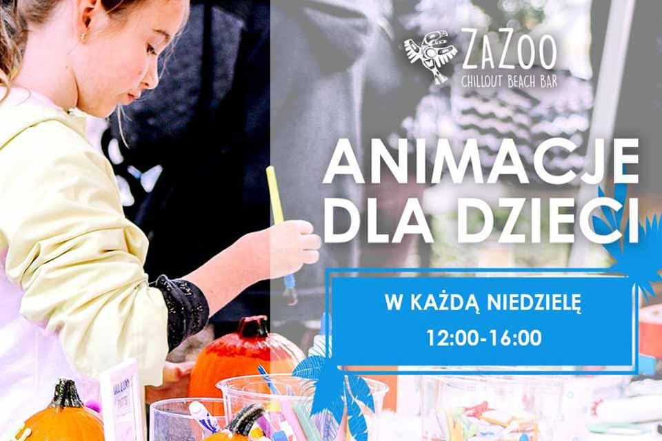 Animacje Dla Dzieci w ZaZoo