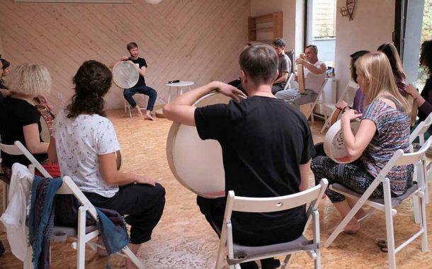 Bębny obręczowe | warsztat