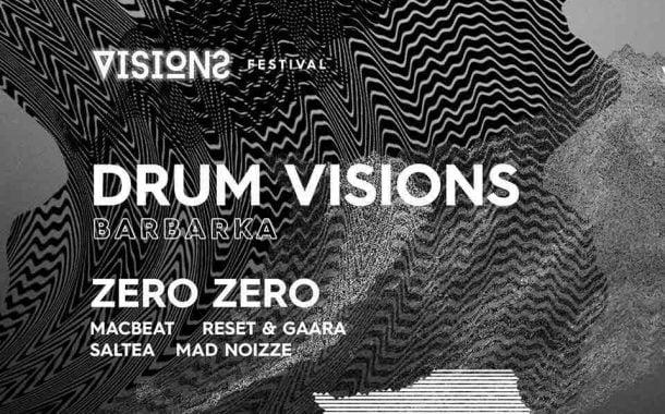 Drum Visions Festival 2019 - Barbarka