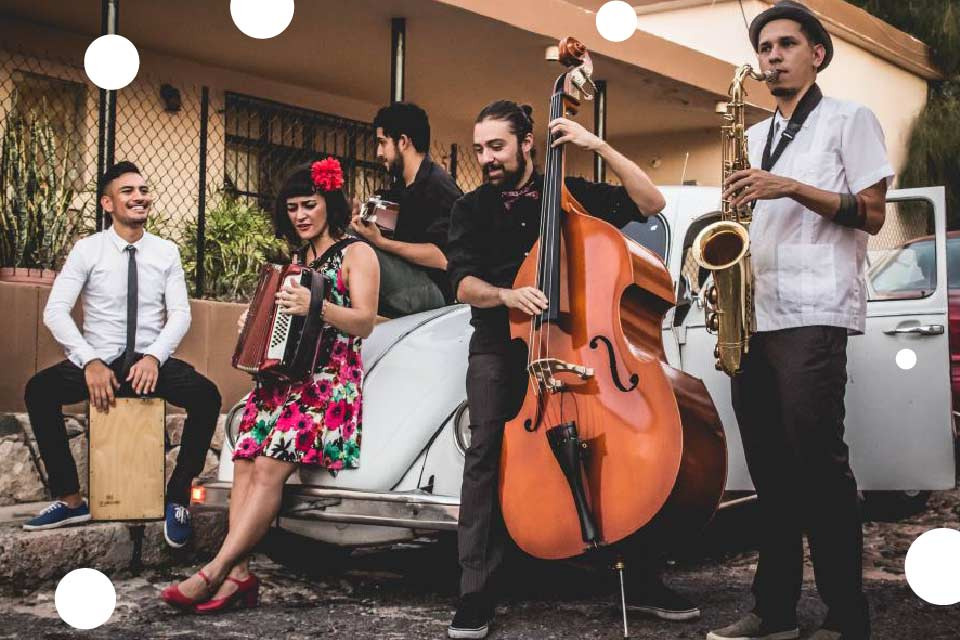 The Cuban Latin Jazz, Guadalupe Mediavilla | koncert