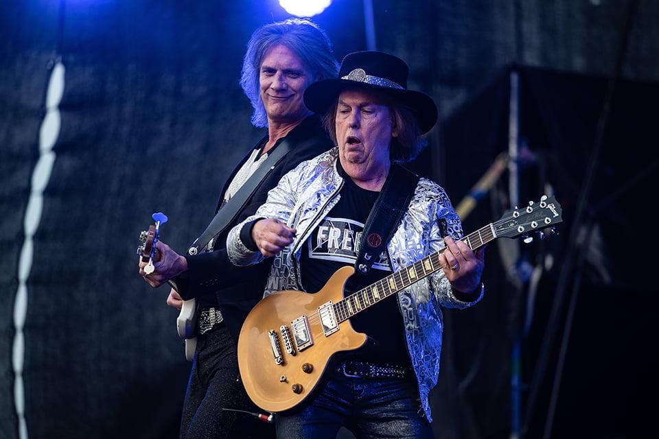Slade - koncert na Thanks Jimi Festival | fotorelacja