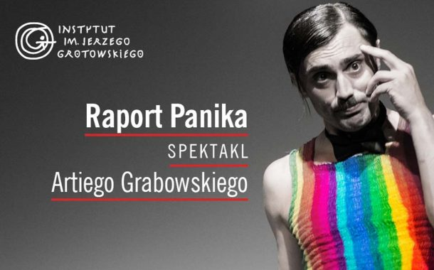 Raport Panika | spektakl