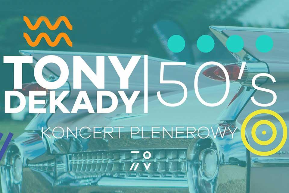 TONY Dekady | koncert
