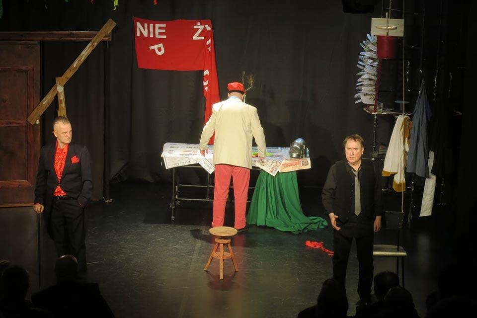 Zabawa - Stanisław Mrożek | spektakl