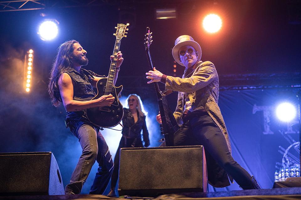 Therion - koncert na Thanks Jimi Festival   fotorelacja