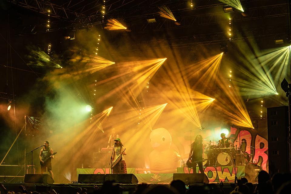 Alestorm - koncert na 3-majówce | fotorelacja