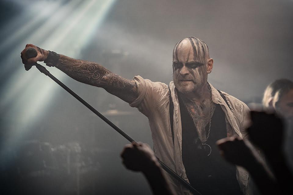Primordial | koncert na Into The Abyss Festival - fotorelacja