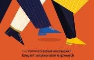 1. wrocławski festiwal księgarń i antykwariatów książkowych
