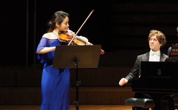 Rafał Blechacz i Bomsori Kim - duet marzeń w Narodowym Forum Muzyki