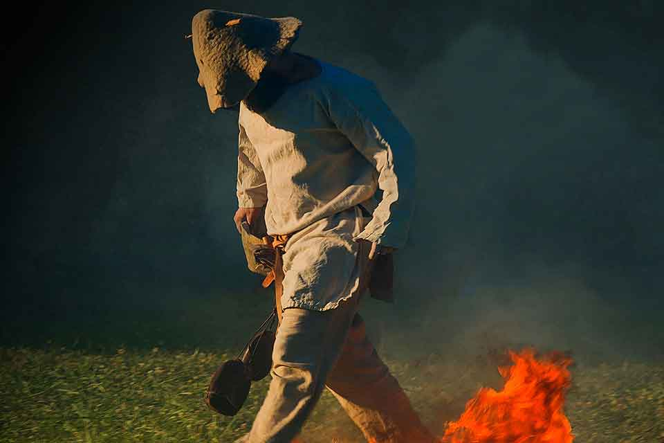 Ludzie Ognia | festyn archeologiczny