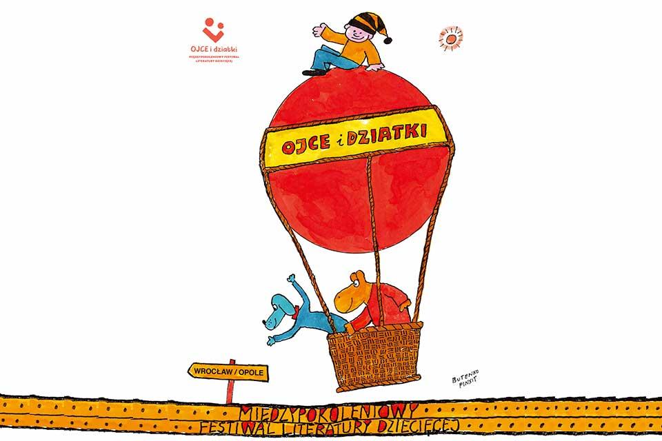 Międzypokoleniowy Festiwal Literatury Dziecięcej we Wrocławiu
