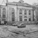 Synagoga Pod Białym Bocianem 1990r