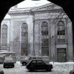 Synagoga Pod Białym bocianem 1996r