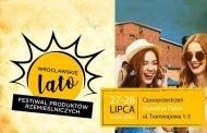 Wrocławskie Lato | festiwal produktów rzemieślniczych