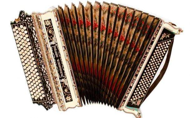 Akordeony | wystawa