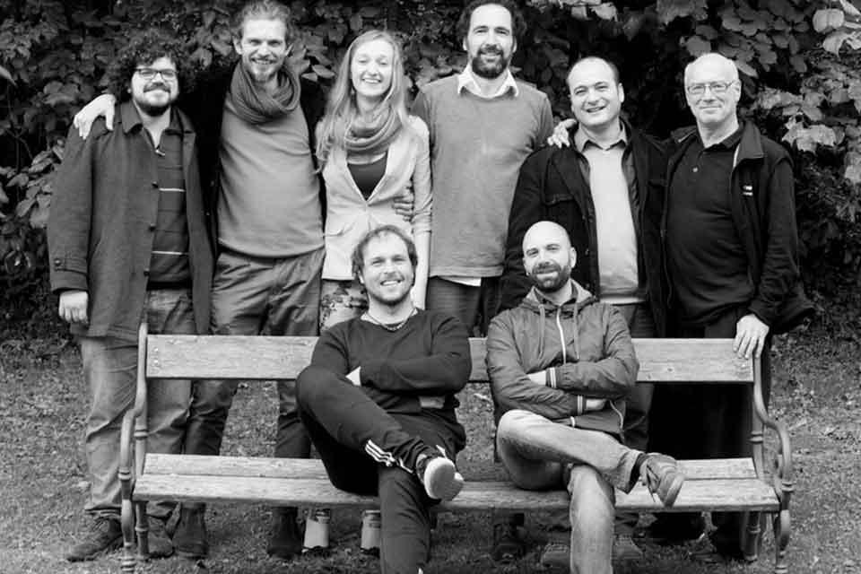 Ensemble Contrasto Armonico foto archiwum zespołu