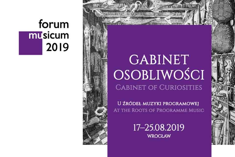 Forum Musicum 2019