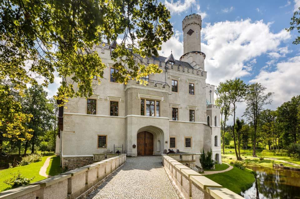 Dolina Pałaców i Ogrodów - Cykl weekend na Dolnym Śląsku