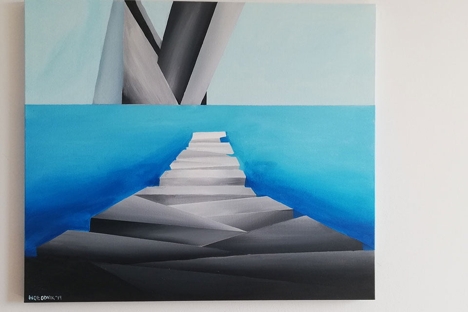 Przenikanie - Joanna Hołodnik | wystawa