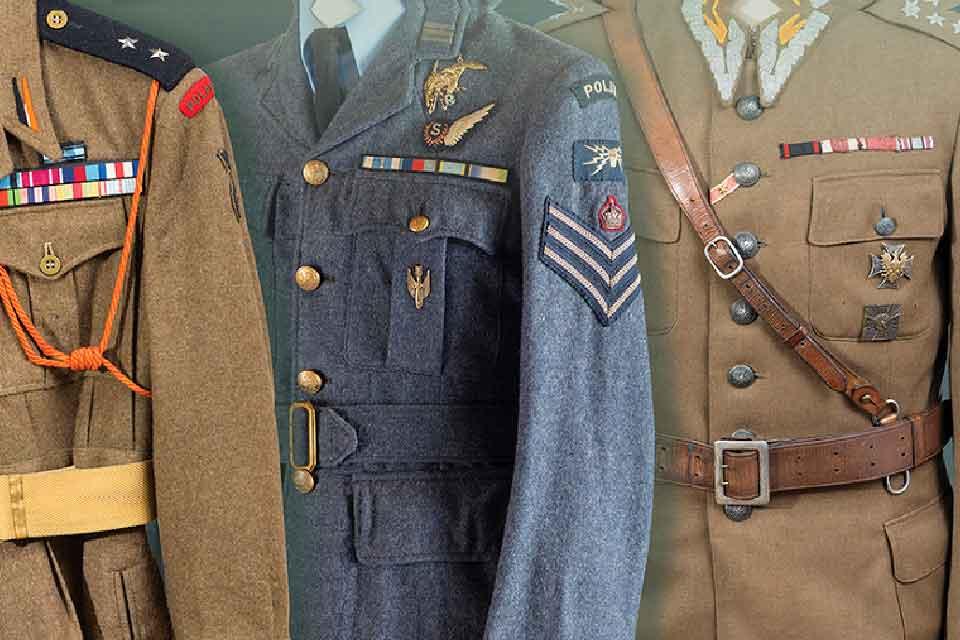 Mundur Żołnierza Polskiego w II Wojnie Światowej | wystawa