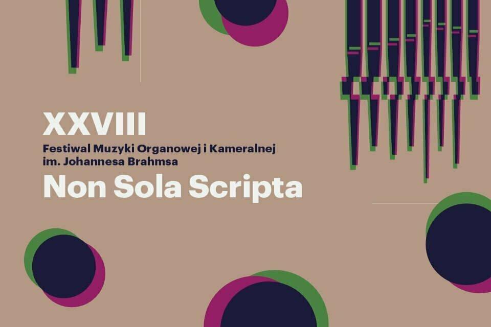 Non Sola Scripta 2021 - Międzynarodowy Festiwal Organowy