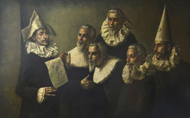 Hołd dla dawnych mistrzów | wystawa