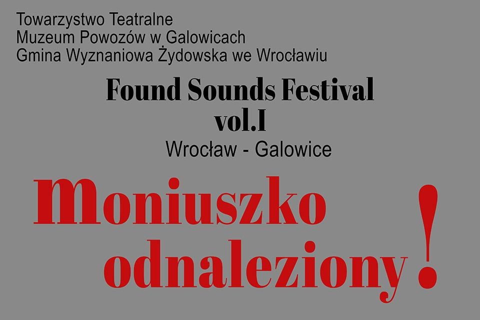 Found Sounds Festival