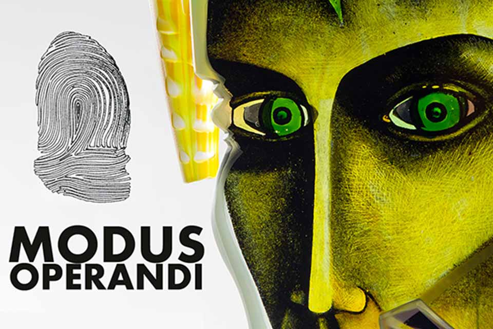 Modus Operandi - Pati Dubiel | wystawa