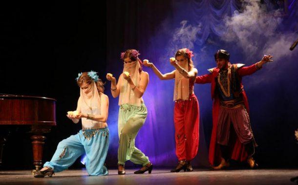 Operetka dla dzieci | spektakl mikołajkowy
